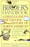 Birder's Handbook: A Field Guide to the Natural History of North American Birds
