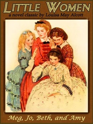 LITTLE WOMEN by Louisa May Alcott: (Free dramatic reading Audiobook Link)(Beautiful Illustrated)