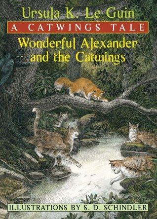 Wonderful Alexander and the Catwings (Catwings, #3)