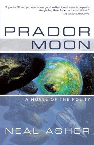 Ebook Prador Moon by Neal Asher PDF!