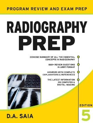 Radiography PREP, Program Review and Examination Preparation