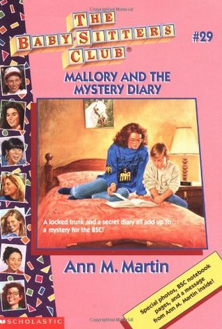 Mallory and the Mystery Diary (The Baby-Sitters Club, #29)