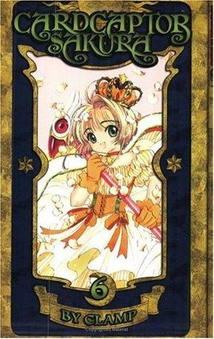 Cardcaptor Sakura, Vol. 6 by CLAMP