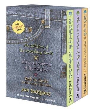 Sisterhood of the Traveling Pants / Second Summer of the Sisterhood / Girls in Pants (Sisterhood #1-3)