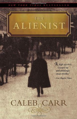 Image result for The Alienist, Caleb Carr