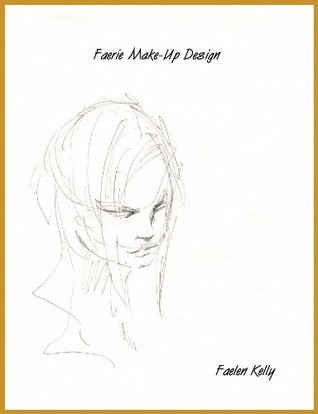 Faerie Make-Up Design (A Series of Technical Drawings)