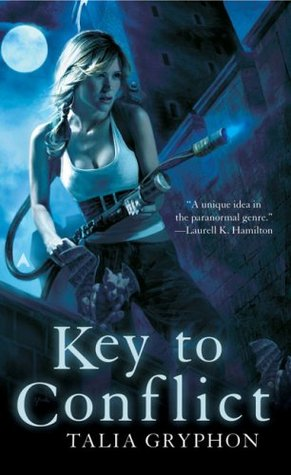 Key to Conflict by Talia Gryphon