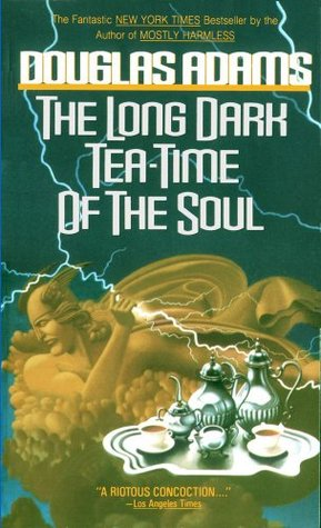 The Long Dark Tea-Time of the Soul Book Cover