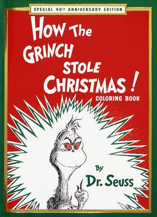 How the Grinch Stole Christmas! Coloring Book (Super Coloring Book)