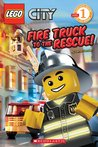 Fire Truck To The Rescue! (City Adventures, #1)