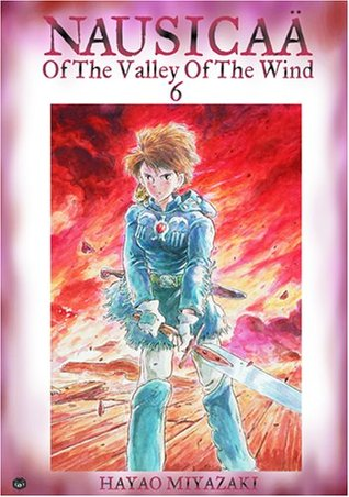 Nausicaä of the Valley of the Wind, Vol. 6 (Nausicaä of the Valley of the Wind, #6)