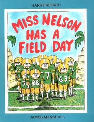Image result for Miss Nelson is Missing