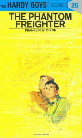 The Phantom Freighter by Franklin W. Dixon