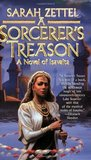 A Sorcerer's Treason (Isavalta, #1)