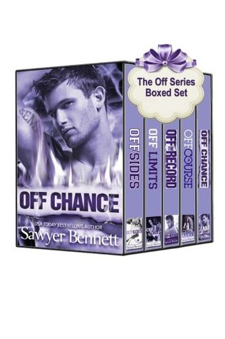 The Off Series Boxed Set: Books 1-5 (Off, #1-5)