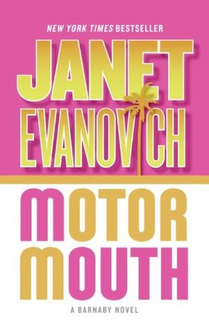 Motor Mouth (Alex Barnaby, #2)