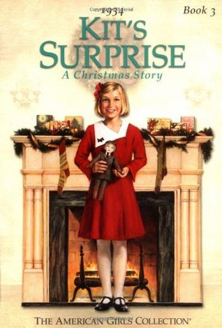 Kit's Surprise: A Christmas Story (American Girls: Kit, #3)