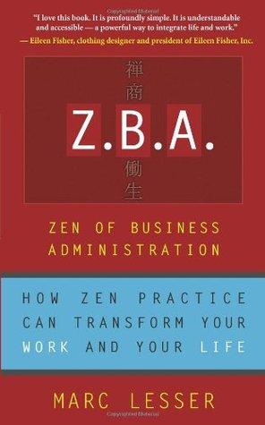 Z.B.A. by Marc Lesser