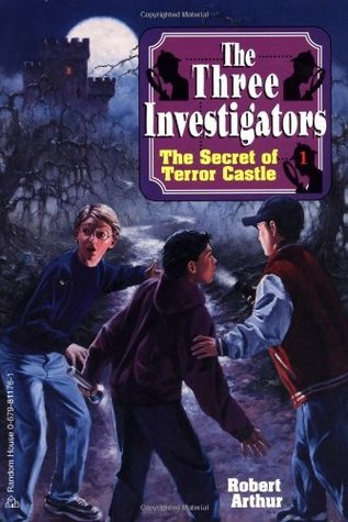 The Secret of Terror Castle (Alfred Hitchcock and The Three Investigators, #1)