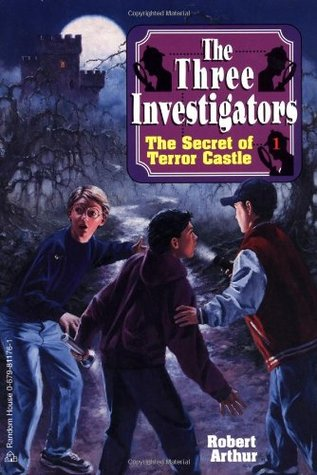 The Secret of Terror Castle (Alfred Hitchcock and The Three Investigators, #1)