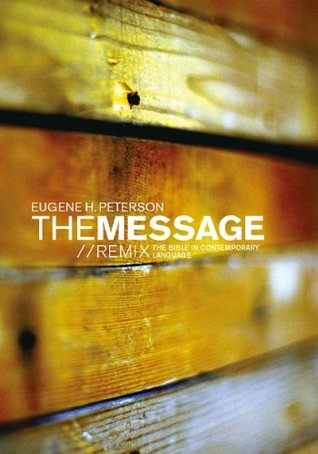 The Message//REMIX Paperback Wood