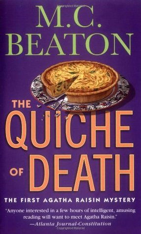 The Quiche of Death (Agatha Raisin, #1)
