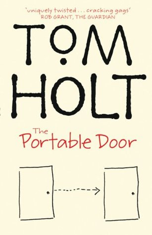The Portable Door (J. W. Wells & Co., #1)