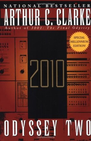 2010: Odyssey Two book cover