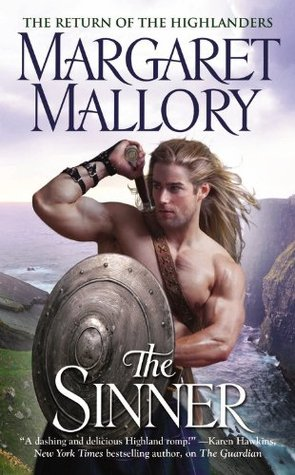 The Sinner by Margaret Mallory