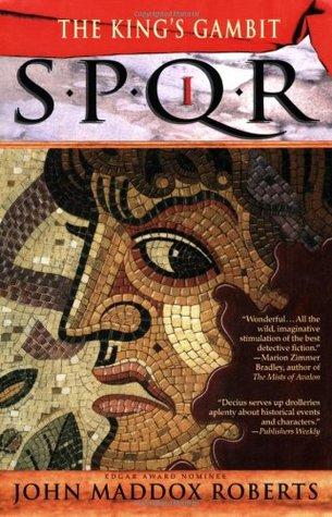 SPQR I by John Maddox Roberts