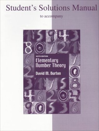 Student's Solutions Manual to Accompany Elementary Number Theory