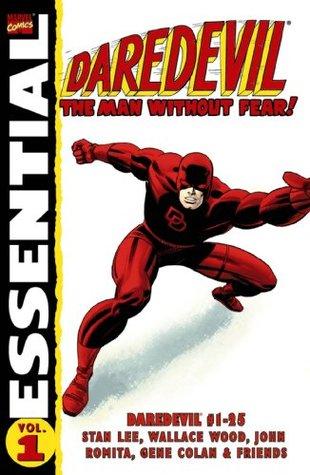Essential Daredevil, Vol. 1 by Stan Lee