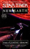 The Flaming Arrow (Star Trek: New Earth, #4)