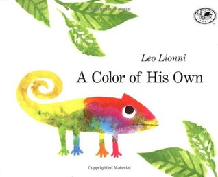 A Color of His Own Trade Book by Leo Lionni