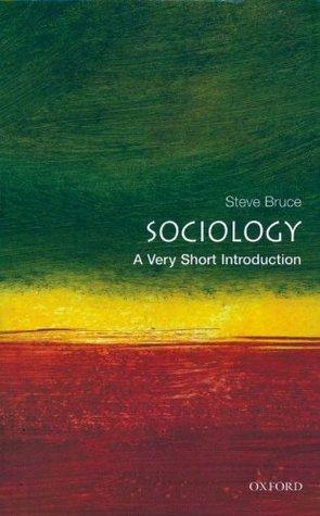 Sociology by Steve Bruce
