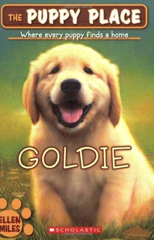 Goldie by Ellen Miles