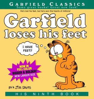 Garfield Loses His Feet (Garfield Classics #9)