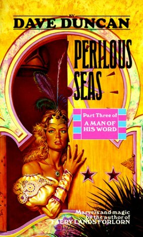 Perilous Seas (A Man of His Word, #3)