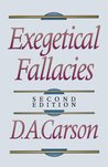 Exegetical Fallacies by D.A. Carson