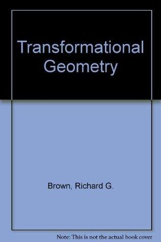 Transformational Geometry: Grades 9-12
