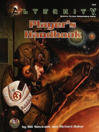Alternity: Player's Handbook