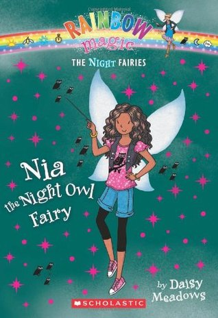Nia the Night Owl Fairy (Rainbow Magic: Twilight Fairies, #5)