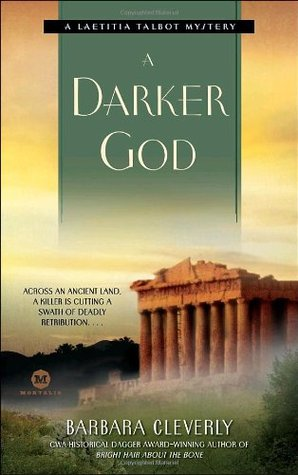 A Darker God by Barbara Cleverly