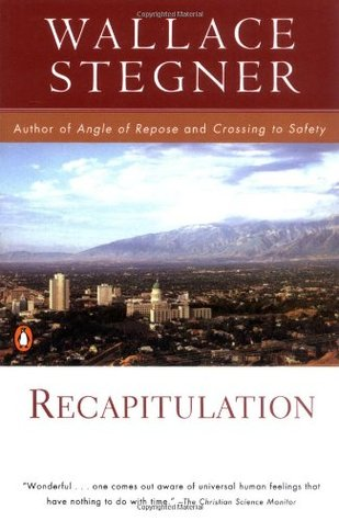 Recapitulation Book Cover