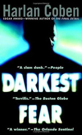 Image result for book cover of darkest fears by harlan coben