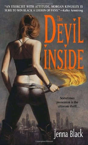 The Devil Inside by Jenna Black