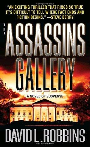 The Assassins Gallery (Mikhal Lammeck, #1)