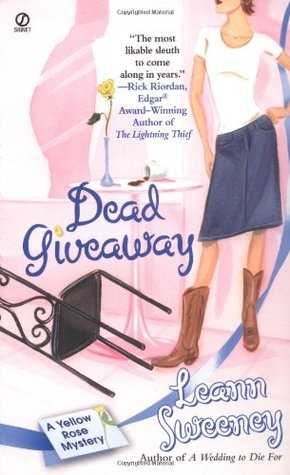 Dead Giveaway by Leann Sweeney