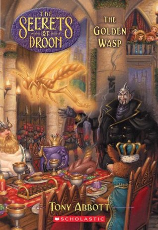 The Golden Wasp(The Secrets of Droon 8)