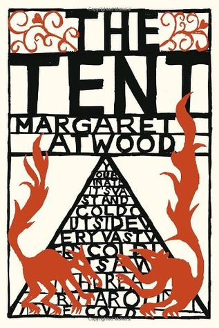 Bilderesultat for margaret atwood the tent